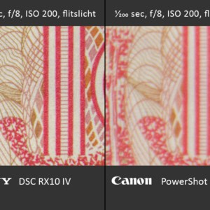 Sony RX10 versus Canon G3X Canon